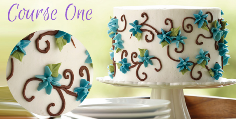 Michaels Cake Decorating Kit For Class : Course 1 - Wilton Cake Decorating Classes At Michaels in ...
