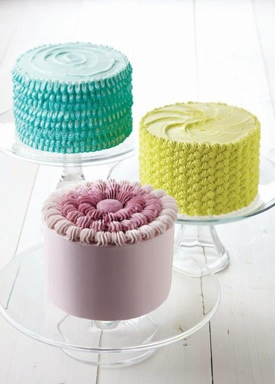 Michaels Cake Decorating Kit For Class : Course 1 Photo Gallery - Wilton Cake Decorating Classes At ...